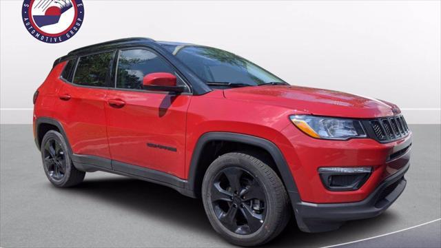 2021 Jeep Compass Altitude for sale in Savannah, GA