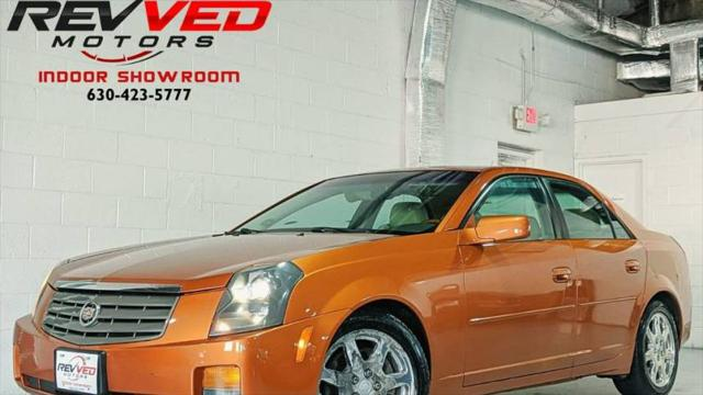 2003 Cadillac CTS 4dr Sdn for sale in Addison, IL