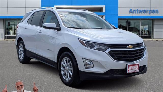 2021 Chevrolet Equinox LT for sale in Eldersburg, MD