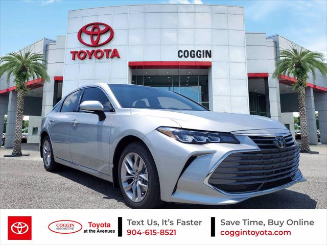 2021 Toyota Avalon XLE for sale in Jacksonville, FL