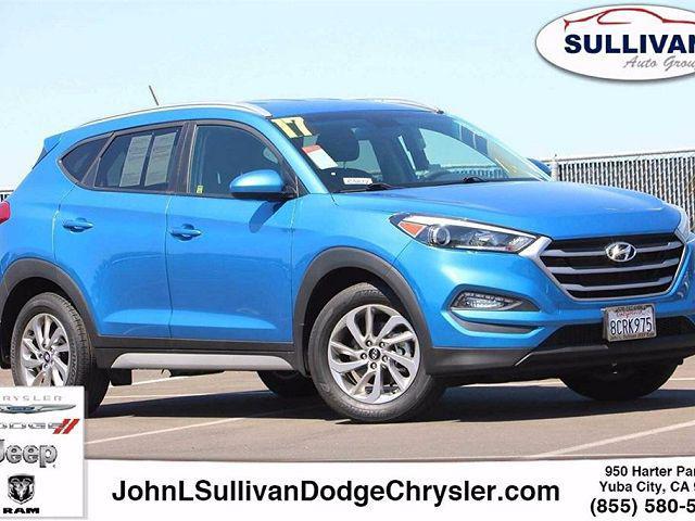 2017 Hyundai Tucson SE for sale in Yuba City, CA