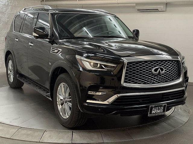 2018 INFINITI QX80 AWD for sale in Austin, TX