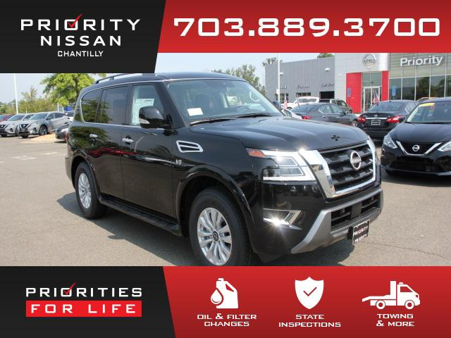 2021 Nissan Armada SV for sale in Chantilly, VA