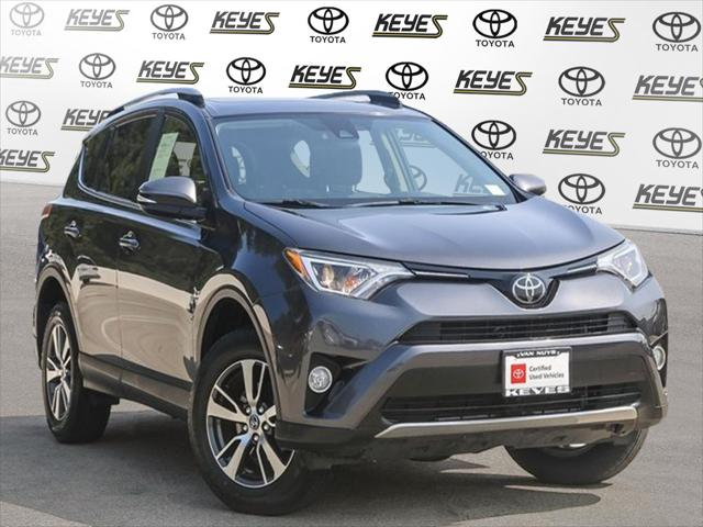 2018 Toyota RAV4 XLE for sale in Van Nuys, CA
