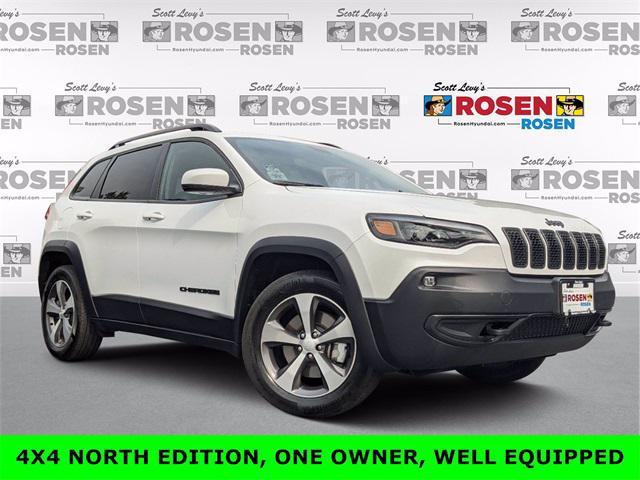 2020 Jeep Cherokee North for sale near Algonquin, IL