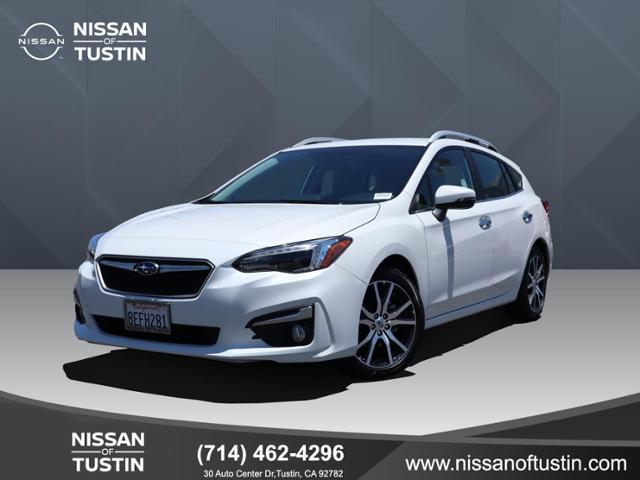 2018 Subaru Impreza Limited for sale in Tustin, CA