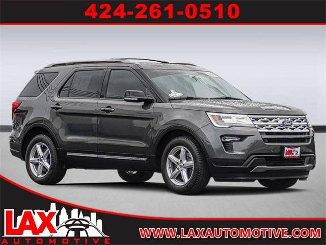 2018 Ford Explorer XLT for sale in Inglewood, CA