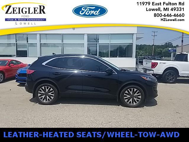 2020 Ford Escape Titanium for sale in Schaumburg, IL