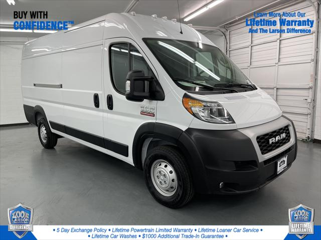 """2021 Ram ProMaster® 3500 High Roof 159"""" WB EXT for sale in Puyallup, WA"""