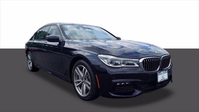 2018 BMW 7 Series 750i xDrive for sale in Edison, NJ