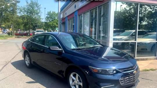2016 Chevrolet Malibu LS for sale in Fredericksburg, VA