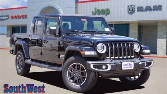 2021 Jeep Gladiator Overland for sale in Cleburne, TX