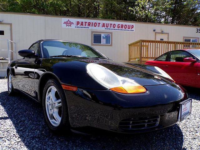 2002 Porsche Boxster 2dr Roadster 5-Spd Manual for sale in Stafford, VA