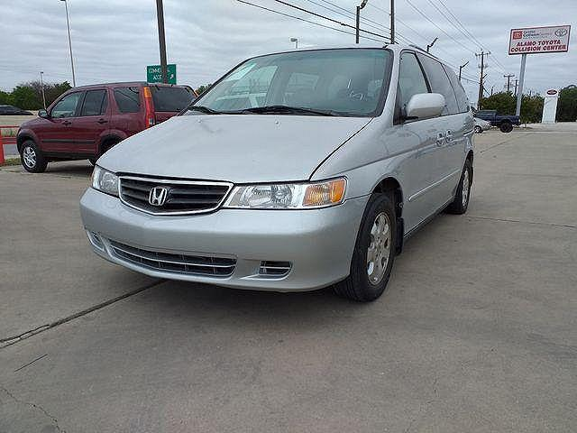 2002 Honda Odyssey EX-L w/DVD/Leather for sale in San Antonio, TX