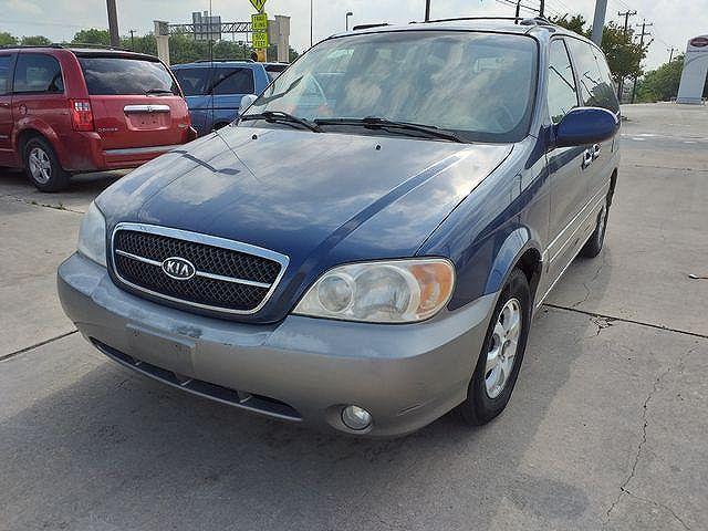 2005 Kia Sedona EX for sale in San Antonio, TX