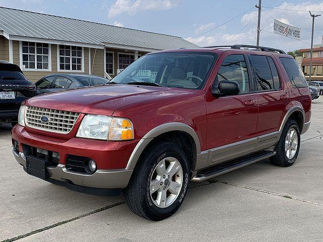 2003 Ford Explorer Eddie Bauer for sale in San Antonio, TX