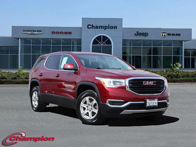 2017 GMC Acadia SLE for sale in Downey, CA