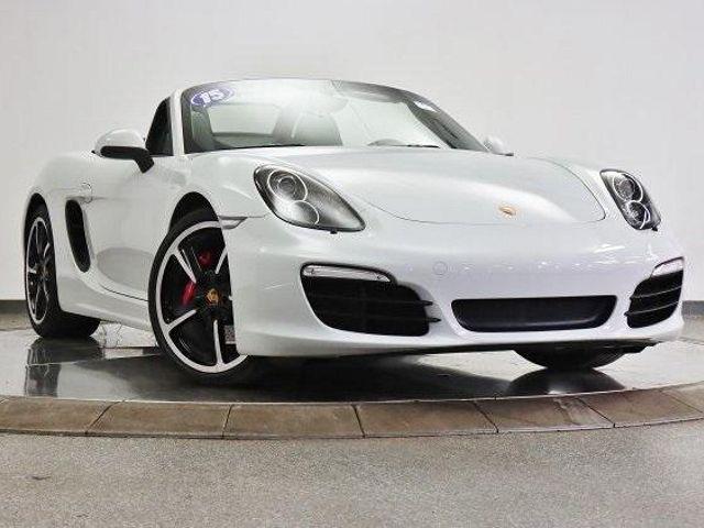 2015 Porsche Boxster S for sale in Hoffman Estates, IL