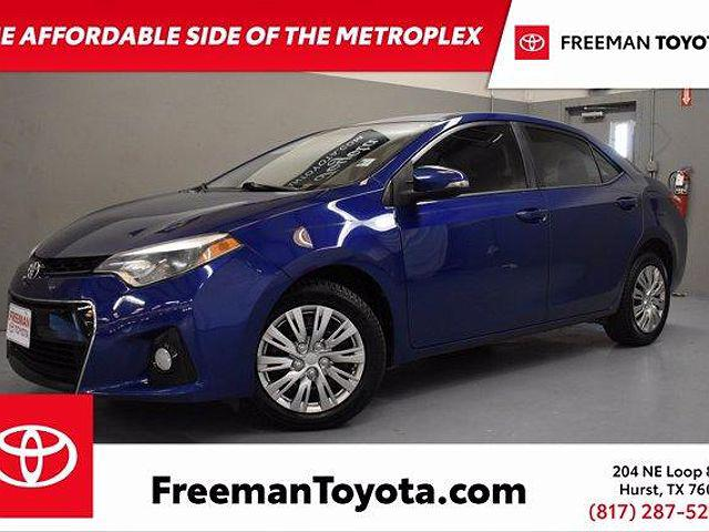2015 Toyota Corolla L for sale in Hurst, TX