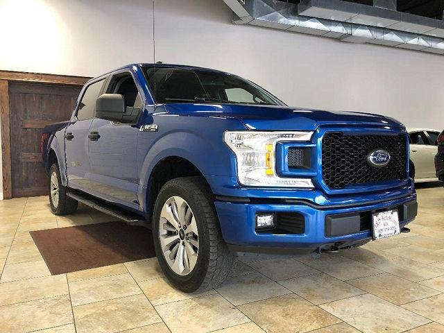 2018 Ford F-150 XL for sale in Mount Holly, NJ