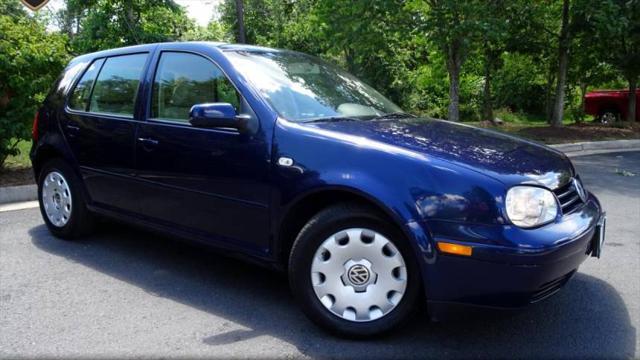 2004 Volkswagen Golf GL for sale in Chantilly, VA