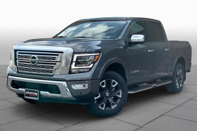 2021 Nissan Titan Platinum Reserve for sale in Cedar Park, TX