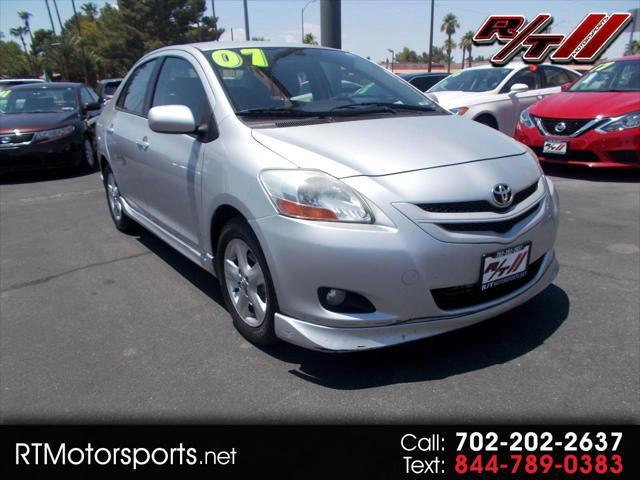 2007 Toyota Yaris Sedan for sale in Las Vegas, NV
