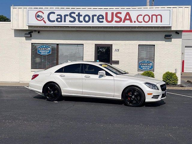 2013 Mercedes-Benz CLS-Class CLS 550 for sale in Olathe, KS