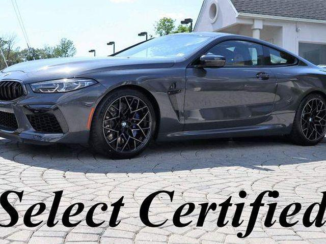 2020 BMW M8 Competition for sale in Alexandria, VA