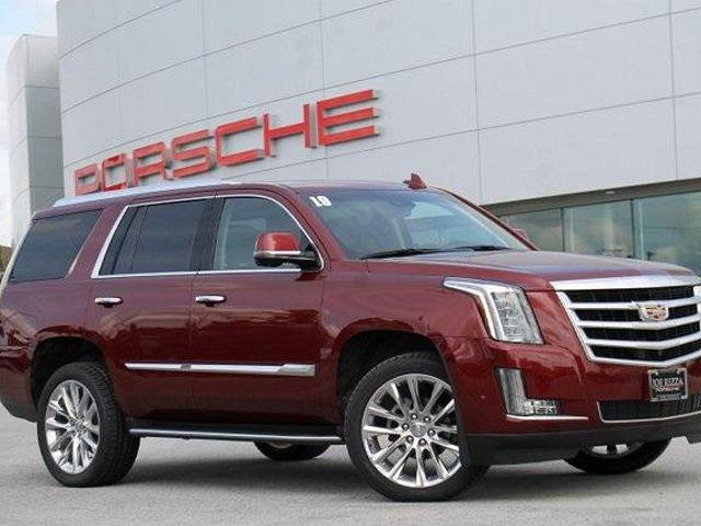 2019 Cadillac Escalade Luxury for sale in Orland Park, IL