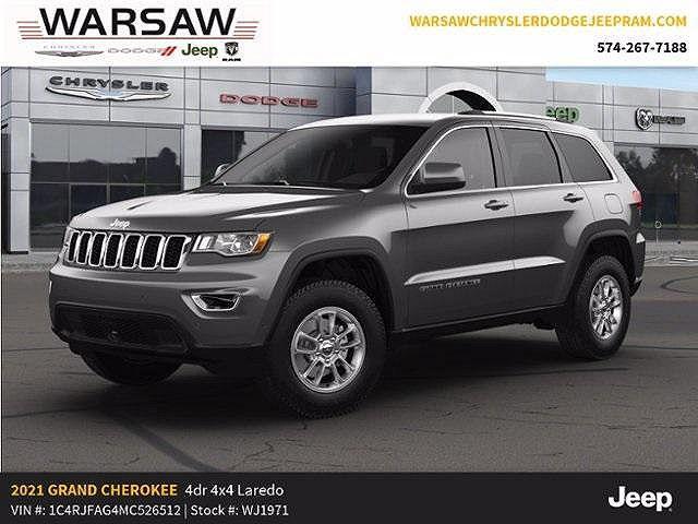 2021 Jeep Grand Cherokee Laredo E for sale in Warsaw, IN
