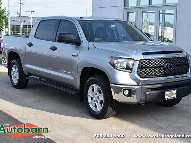 2018 Toyota Tundra 4WD SR5 for sale in Countryside, IL