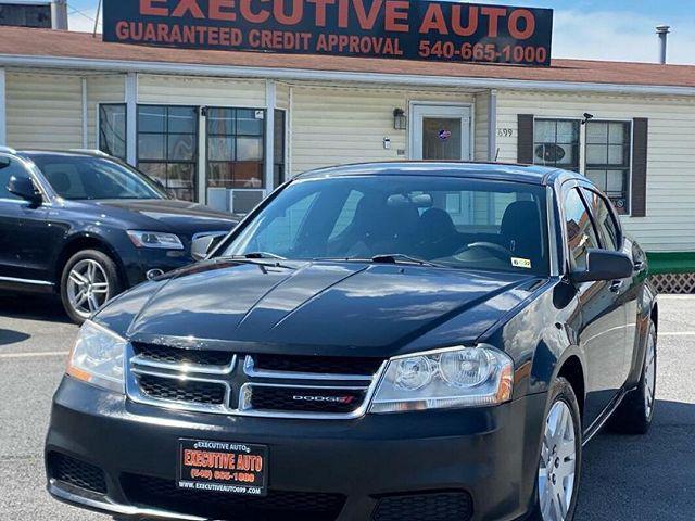 2012 Dodge Avenger SE for sale in Winchester, VA
