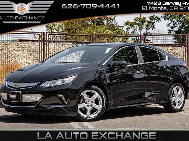 2018 Chevrolet Volt LT for sale in El Monte, CA