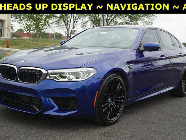 2018 BMW M5 Sedan for sale in Libertyville, IL