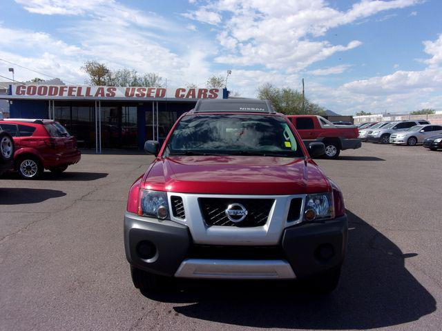 2015 Nissan Xterra X for sale in Mesa, AZ