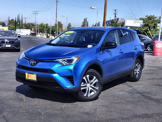 2017 Toyota RAV4 LE for sale in Simi Valley, CA