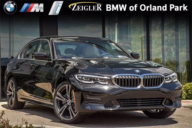 2021 BMW 3 Series 330i xDrive for sale in Schaumburg, IL