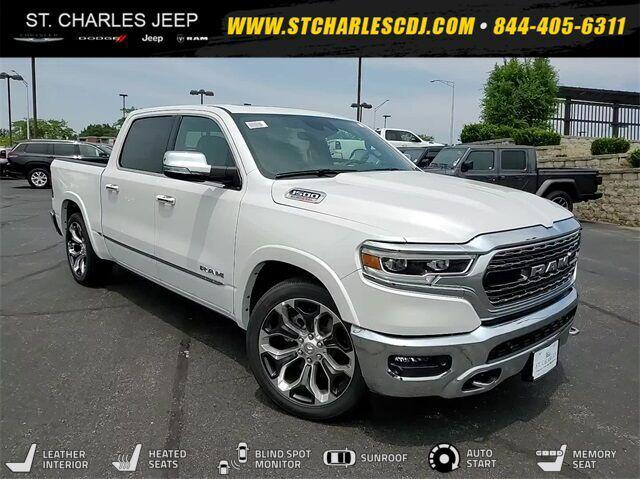 2021 Ram Ram 1500 Limited for sale in St Charles, IL
