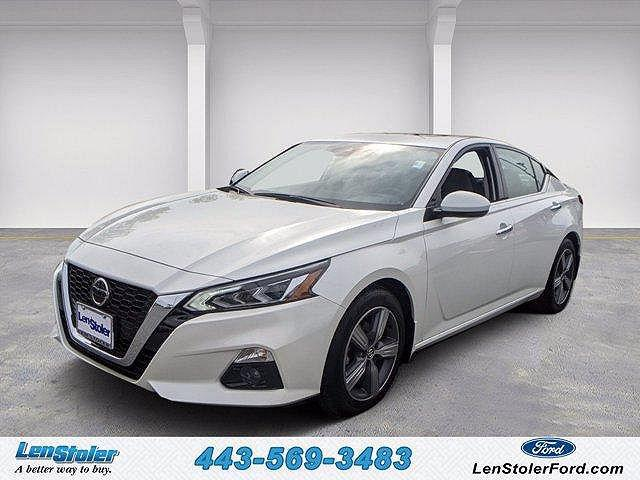 2019 Nissan Altima 2.5 SV for sale in Owings Mills, MD
