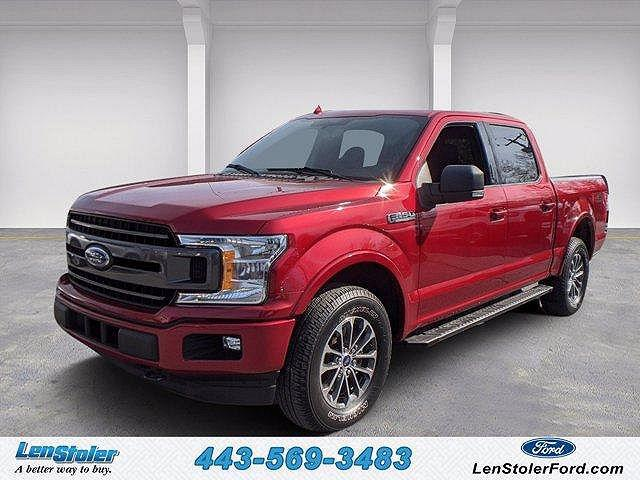 2018 Ford F-150 XLT for sale in Owings Mills, MD