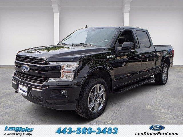 2019 Ford F-150 Lariat for sale in Owings Mills, MD
