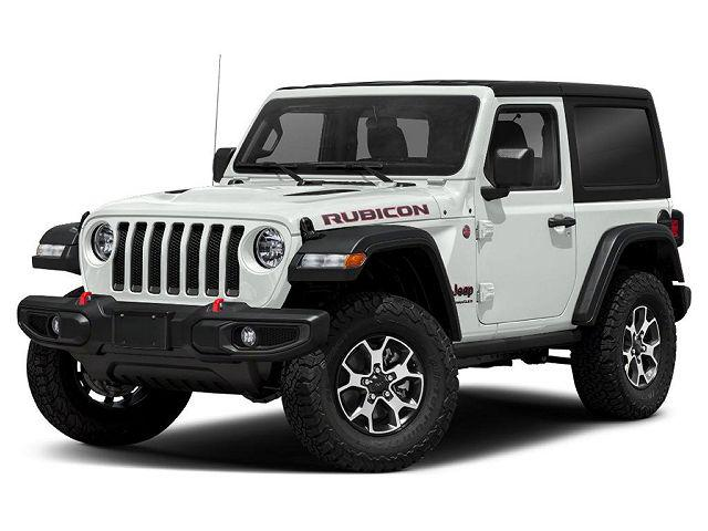 2021 Jeep Wrangler Rubicon for sale in Manchester, NH