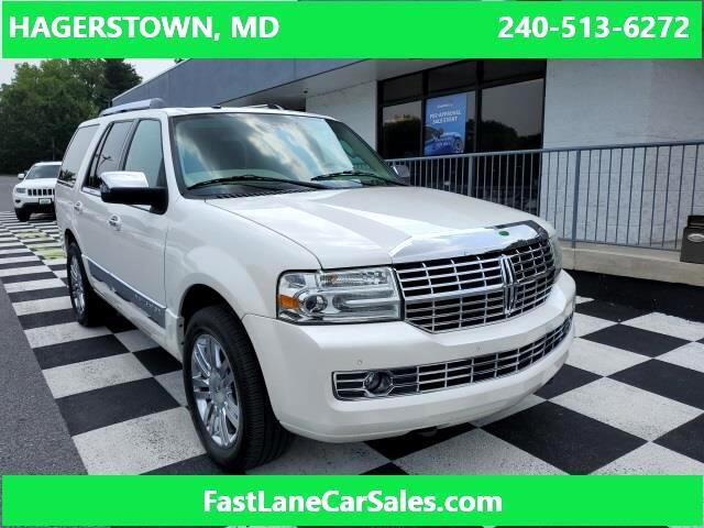 2012 Lincoln Navigator 4WD 4dr for sale in Hagerstown, MD
