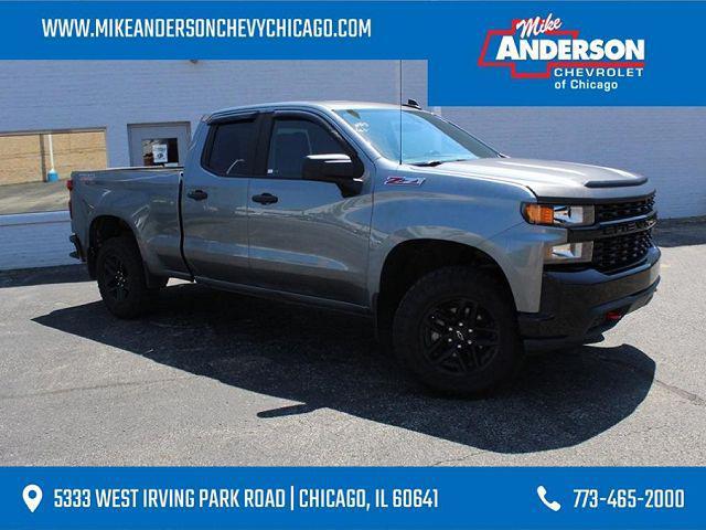 2019 Chevrolet Silverado 1500 Custom Trail Boss for sale in Chicago, IL