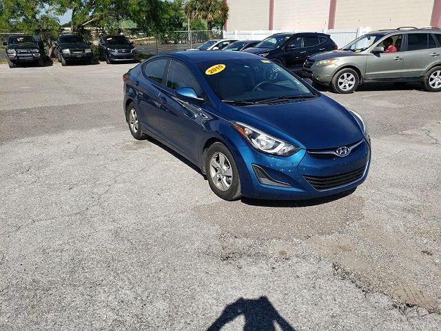 2015 Hyundai Elantra SE for sale in Tampa, FL