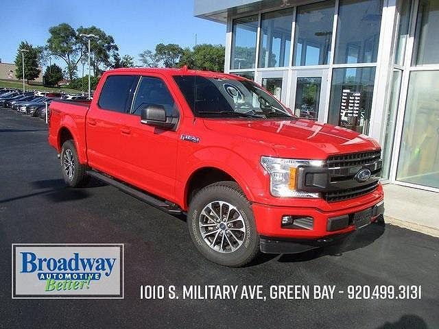 2018 Ford F-150 XLT for sale in Green Bay, WI