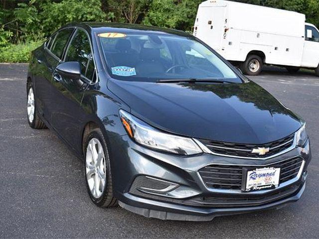 2017 Chevrolet Cruze Premier for sale in Antioch, IL