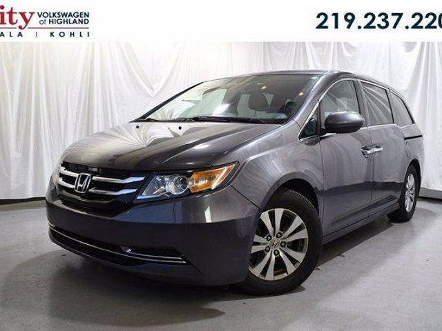 2016 Honda Odyssey EX-L for sale in Highland, IN