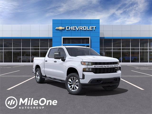 2021 Chevrolet Silverado 1500 Custom for sale in Owings Mills, MD